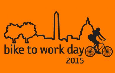 Bike to Work Day is May 15th, 2015.