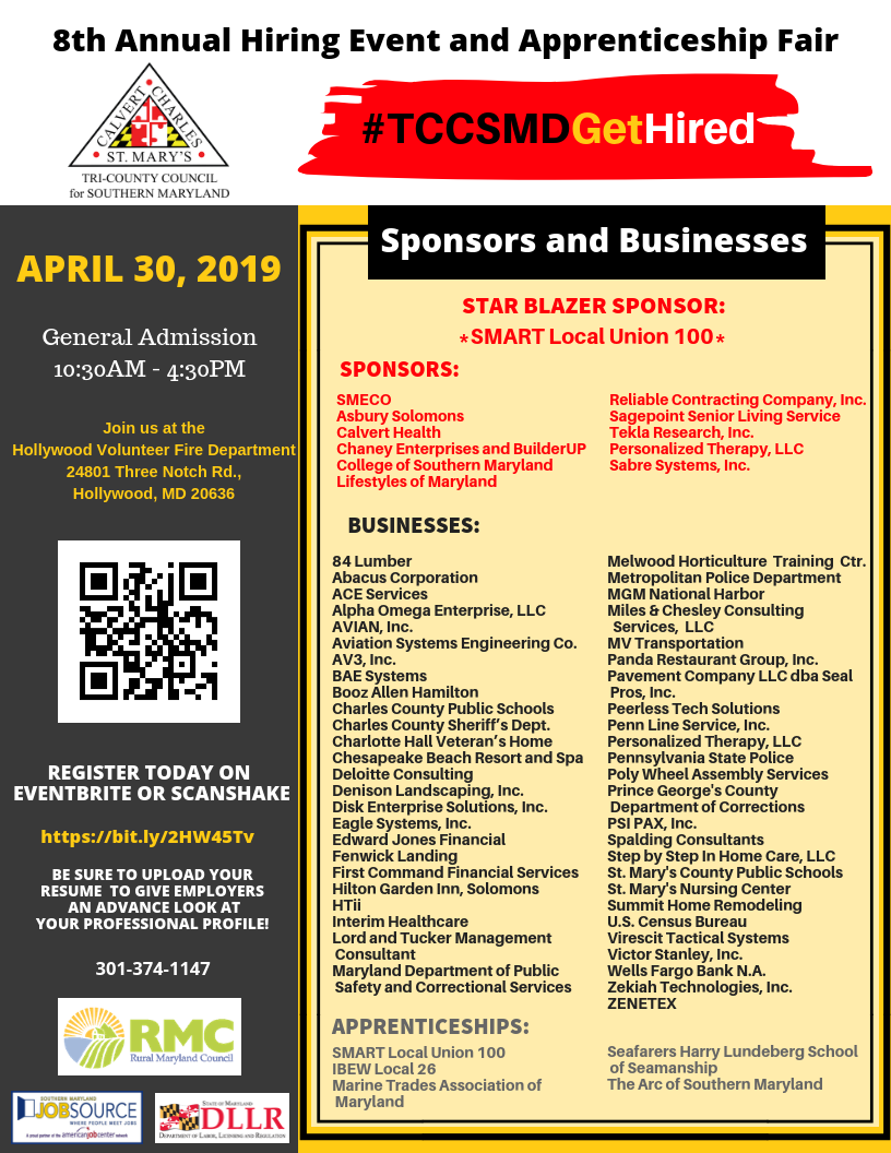 Tri County Council For Southern Maryland 8th Annual